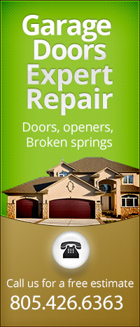 Garage Door Services Company in California